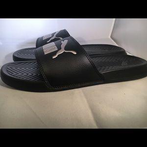 PUMA Popcat Slide Sandal Size 9.5